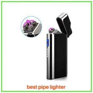 4) Anglink Electric Arc USB Pipe Lighters