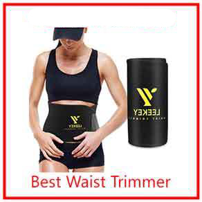 5) Leekey Waist Trimmer for Men And Women
