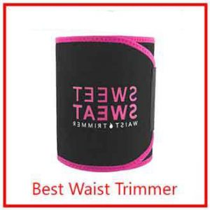1) Sports Reach Sweet Sweat Waist Trimmer