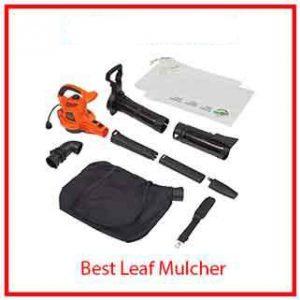 WBLACK+DECKER 3-in-1 Electric Leaf Blower