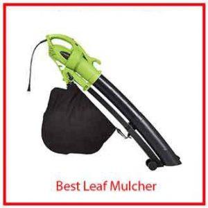 WGoplus 3-in-1 Electric Leaf Blower/Vacuum/Mulcher