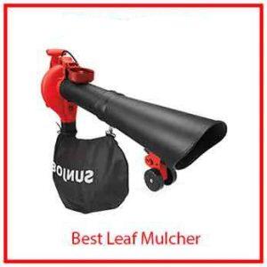 WSun Joe Electric Blower/Vacuum/Mulcher/ Gutter cleaner