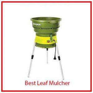 WSun Joe Electric Mulcher