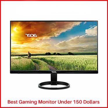 AOC 24V2H Gaming Monitor Under 150