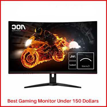 AOC C32G1 Gaming Monitor