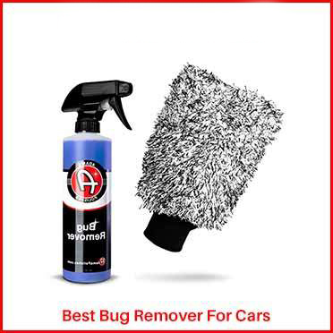 Adam's Bug Remover for cars