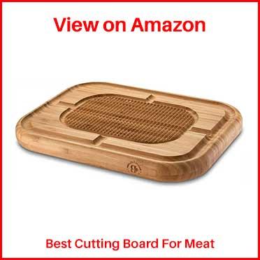 Bambusi Large Butcher Block Cutting Board