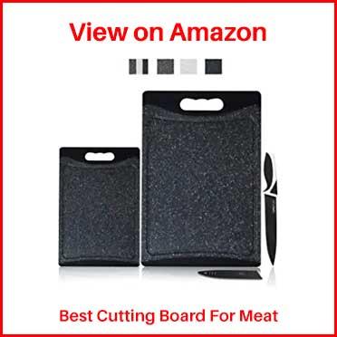 CHEF GRIDS Durable Plastic  Cutting Board