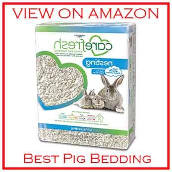 Carefresh Custom Bedding For Guinea Pigs