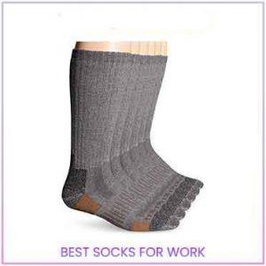 Carhartt Men's Multipack Performance Work Socks | Best Socks for Work 2021