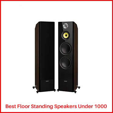 Fluance Signature Floor Standing Speakers Under 1000