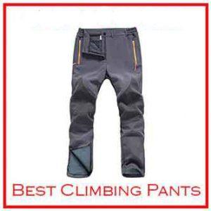 Gash Hao Men's Waterproof Softshell Snowboard Pants