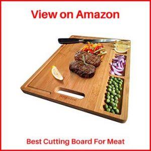 HHXRISE-Large-Organic-Bamboo-Cutting-Board