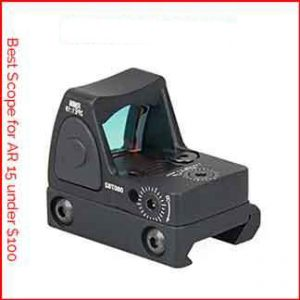 HM Red Dot Sight Tactical Scope