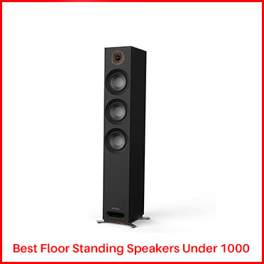 Jamo S809 Floor Standing Speakers Under 1000