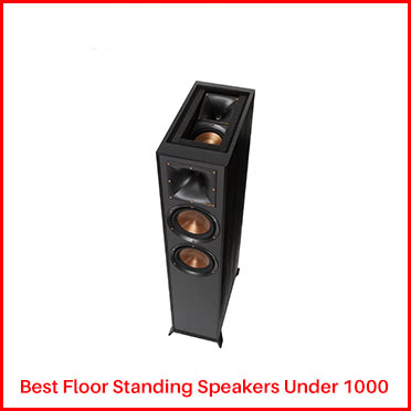 Klipsch Synergy Black Label Floor Standing Speakers Under 1000