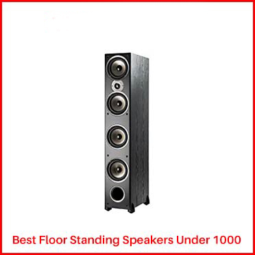Polk Audio Monitor 70 Floor Standing Speakers Under 1000