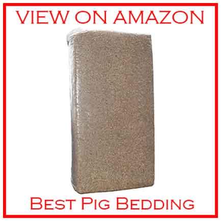 RentACoop Hemp Bedding for Guinea Pigs