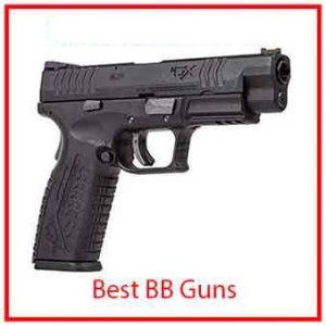 "SPRINGFIELD ARMORY XDM 4.5"" Black air Pistol"