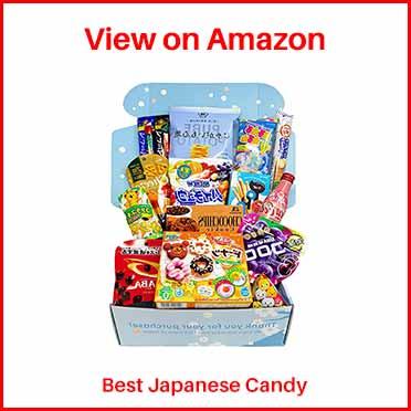Sakura Box Premium Selection Japanese Candy