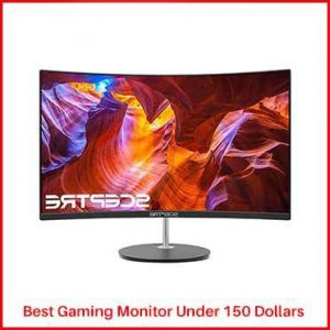 Sceptre C248W-1920RN Gaming Monitor Under 150