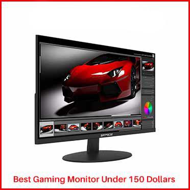 Sceptre E205W-16003R Gaming Monitor Under 150