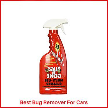 Sea Foam Bug remover for cars