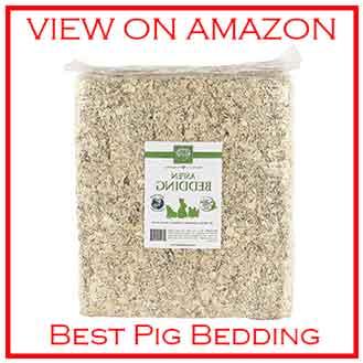 Small Pet Select Aspen Bedding for Guinea Pigs