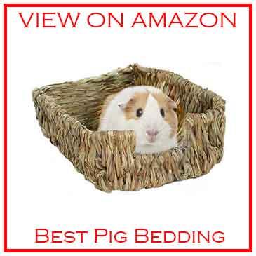 SunGrow Bedding for Guinea Pigs