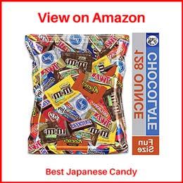 Supplytiger Variety Assortment Japanese Candy