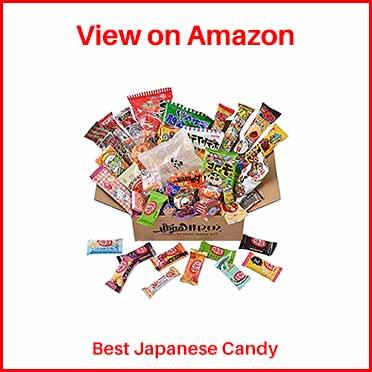 Sushi Candy 40 Japanese Candy