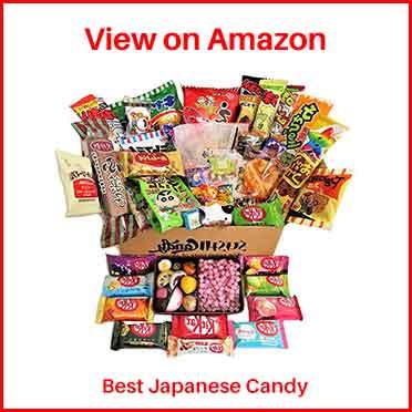 Sushi Candy 50 Japanese candy