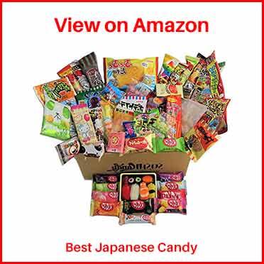 Sushi Candy 60 Japanese Candy