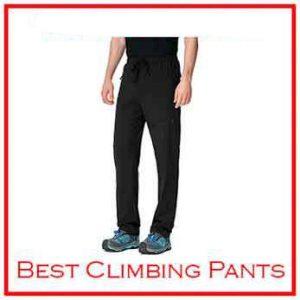 TRAILSIDE SUPPLY CO. Men's Climbing Pants