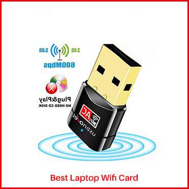 USBNOVEL Laptop wifi card