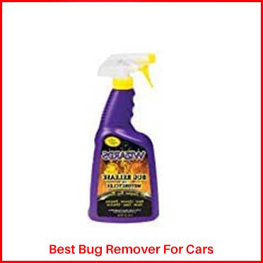 Wizards Bug Remover for Cars