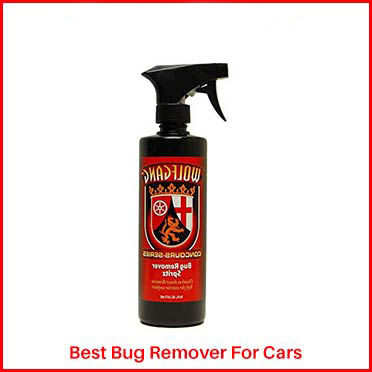 Wolfgang Concours Series Bug Remover for cars