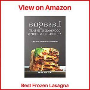 Allie Allen Lasagna Cookbook