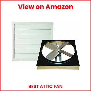 Cool-Attic-Gable-Mount-Power-Attic-Fan