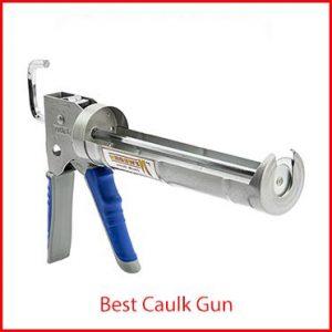 Newborn 930-GTD Drip-Free Caulk Gun