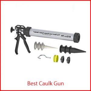 Albion Engineering B12S20 B-Line Caulk Gun