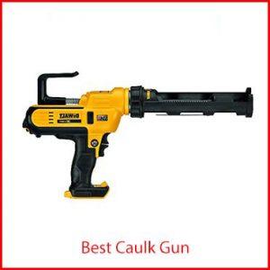 DEWALT 20V MAX Cordless Caulk Gun