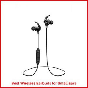Boltune Wireless Earbuds for Small Ears