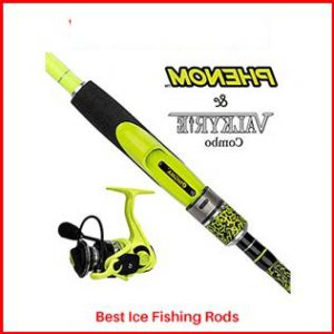 Enigma Fishing Phenom Titanium Gen2 Ice Fishing Rod