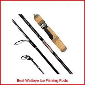 Fiblink Graphite Walleye Ice Fishing Rodsjpg