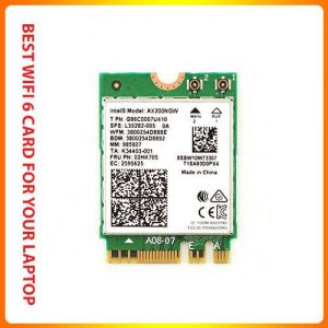 Intel Network AX200.NGWG.NV Wireless Card