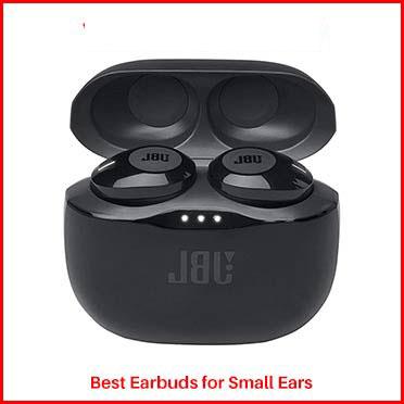 JBL JBLT120TWSBLKAM Earbuds