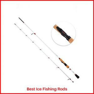 Magreel Bigshot Ice Fishing Rod