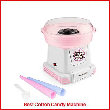 Best Cotton Candy Machine
