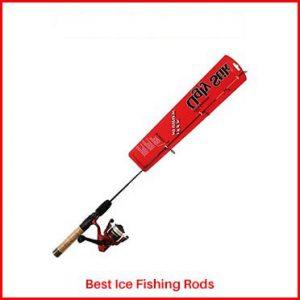 Shakespeare UGLYDR36PDQ Ugly Stik Ice Fishing Rod